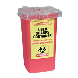 FantaSea FantaSea Used Razor Blade Sharps Container 1L