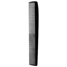 "SalonChic SalonChic 7-1/4"" Cutting Carbon Comb High Heat Resistant"