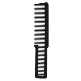 "SalonChic SalonChic 8"" Flat Top Clipper Carbon Comb High Heat Resistant"