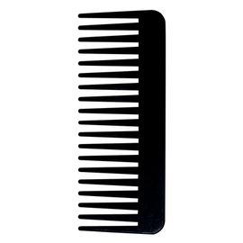 "SalonChic SalonChic 6-1/4"" Fluff Carbon Comb High Heat Resistant"