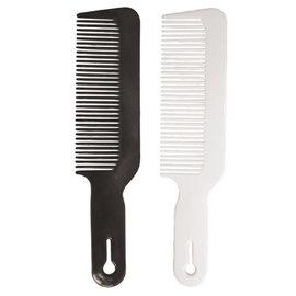 "ScalpMaster ScalpMaster 8-1/2"" Flexible Flat Top Clipper Comb"