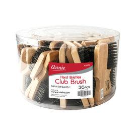 Annie Annie Club Wave Brush Hard Mini 36pcs Display [CS]