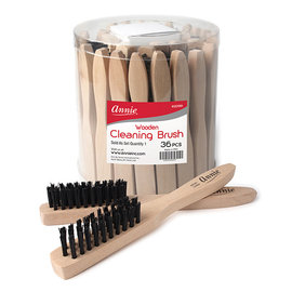 Annie Annie Wooden Cleaning Brush 36pcs Display [CS]