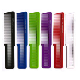 "Mr Barber Mr Barber 8"" 827 Clipper Flat Top Comb Heat Resistant Anti-Static"