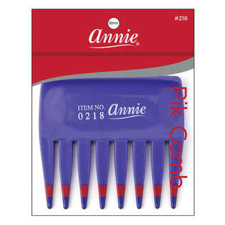 """Annie *CLOSEOUT* Annie 3-1/2"""" Pick Comb"""
