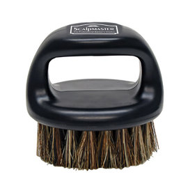 ScalpMaster ScalpMaster 100% Boar Bristle Barber Brush Duster
