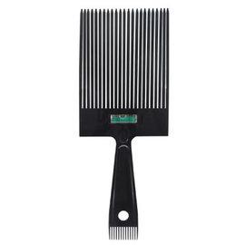 "ScalpMaster ScalpMaster 10-3/4"" clipper Flat Top Comb w/ Level"