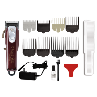 Wahl Wahl 5 Star Series Magic Clip Adjustable Blade Corded/Cordless Clipper w/ Guides