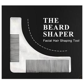 The Beard Shaper Facial Hair Shaping Tool