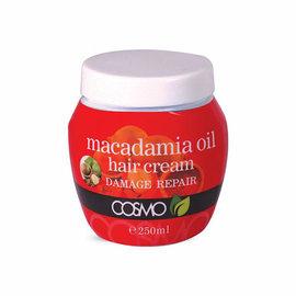 Cosmo Cosmo Macadamia Oil Hair Cream Damage Repair 8.5oz