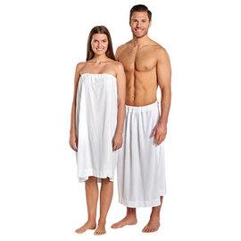 ScalpMaster ScalpMaster Terry Cloth Towel Spa Wrap Velcro Closure