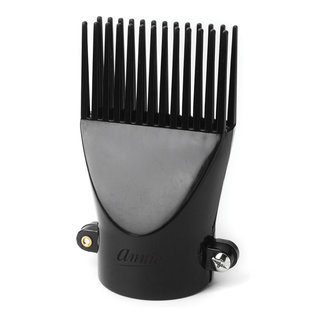 Annie Annie Hair Dryer Nozzle Attachment w/ Adjusting Rings