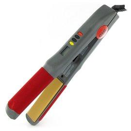 "*CLOSEOUT* Chi Turbo 1"" Digital Microchip Ceramic Hair Styling Flat Iron"