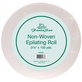 """FantaSea FantaSea Non-Woven Epilating Roll 3-1/4""""x100yds"""