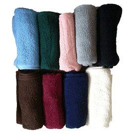 Econo Neo Color Cotton Towels 12pcs 15x25