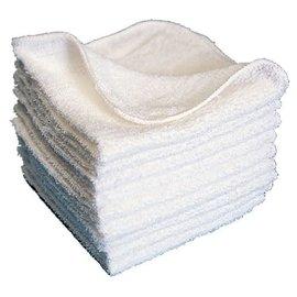 Niso Niso Towels White 15x25 12pcs