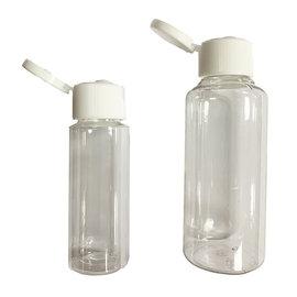 Niso Niso Flip Top Clear Bottle