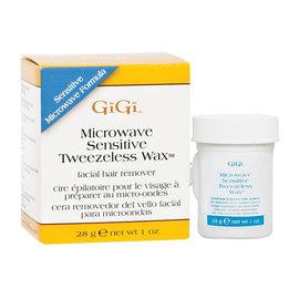 GiGi GiGi Microwave Sensitive Tweezeless Wax 1oz