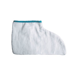 Belson Profiles Spa Terry Cloth Booties for Use w/ Paraffin Spas
