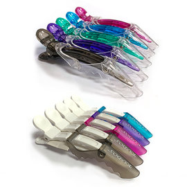 Niso Niso Gator Clips Assorted Colors 30pcs