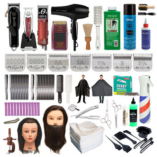 Barber Kit #5 Oster & Wahl Cordless