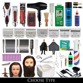 Barber Kit #4 Oster & Wahl Corded