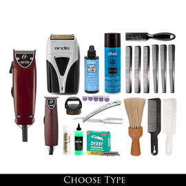 Barber Kit #3E Oster Corded