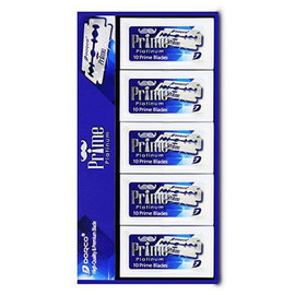 Dorco Dorco Prime Platinum Double Edge Razor Blades 100pcs [Box]