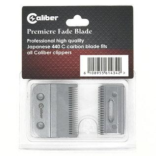 Caliber Caliber Replacement Premiere Fade Clipper Blade Fits All Caliber Clippers