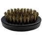 Black Ice Black Ice Signature Series 100% Natural Bristle Hard Beard Brush Beech Wood