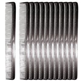"Niso Niso 7"" Flexible Plastic Styling Comb [DZ]"