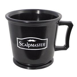 ScalpMaster ScalpMaster Rubberized Professional Shaving Mug