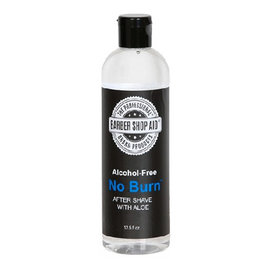 Barber Shop Aid Barber Shop Aid Alcohol-Free No Burn Aftershave w/ Aloe 12.5oz