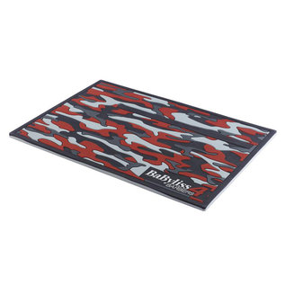 """BabylissPRO Babyliss 4 Barbers Professional Magnetic Station Mat Heat Resistant 17""""x11.5"""""""
