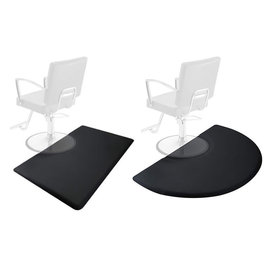 """Shave Factory Shave Factory Anti-Fatigue Salon & Barber Floor Mat 7/8"""" Thick 3'x5'"""