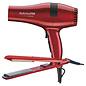 "BabylissPRO BabylissPRO Ceramix Xtreme Hair Blow Dryer & 1"" Hair Straightener Flat Iron Combo Set"