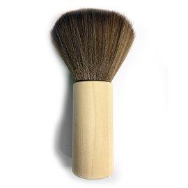 """Mr Barber Mr Barber 5-3/4"""" Stand Up Wooden Handle Neck Duster"""