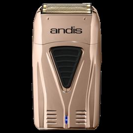 Andis Andis Copper Profoil Lithium Titanium Double Foil Corded/Cordless Shaver TS-1