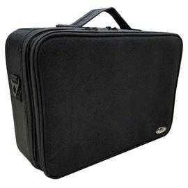 AIV AIV Barber Case Black Cloth w/ Compartments