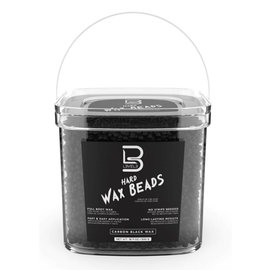 Level3 Level3 [LV3] Hard Wax Beads Carbon Black 16.9oz | 500g