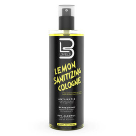 Level3 Level3 [LV3] Lemon Sanitizing Cologne 80% Alcohol 8.45oz | 250ml