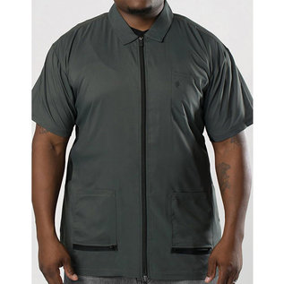 Barber Strong Barber Strong The Barber Jacket w/ Collar Zipper Closure
