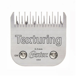 Oster Oster Detachable Clipper Blade Size Texturing Fits Classic 76/Model 10/Octane