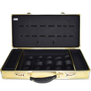 Black Ice Black Ice Barber Hard Clipper Tool Cases w/ Combination Lock