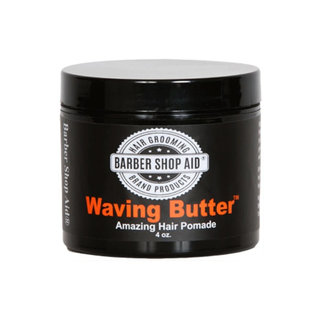 Barber Shop Aid Barber Shop Aid Waving Butter Amazing Hair Pomade 4oz