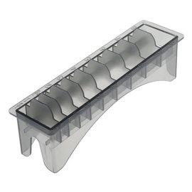 Clipper Attachment Cutting Guard Guide Organizer Tray 10 Slots