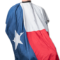 """Campbell's Campbell's Texas Flag Styling Cape Snap Closure 45""""x60"""""""