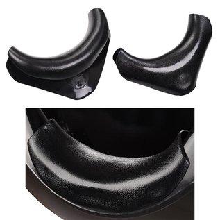 Beauty Salon Oval Shampoo Bowl Certified Vacuum Breaker Neck Rest