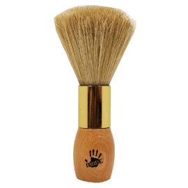 Shave Factory Shave Factory Wooden Handle Neck Duster