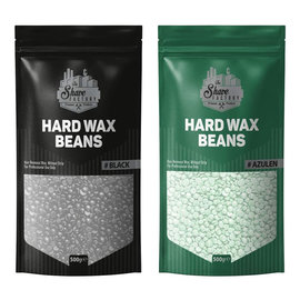 Shave Factory Shave Factory Hard Wax Beans 500gr